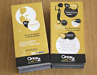 Diseo e impresión de folletos en barcelona