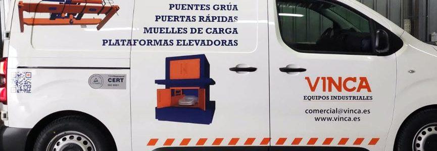 rotular furgoneta peugeot expert