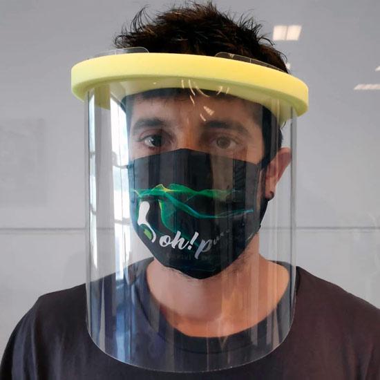 venta online de protección anti contagio