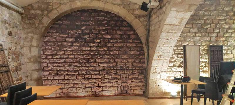vinilos especiales para paredes