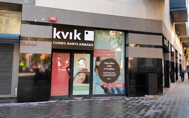 rótulo para negocio en Barcelona