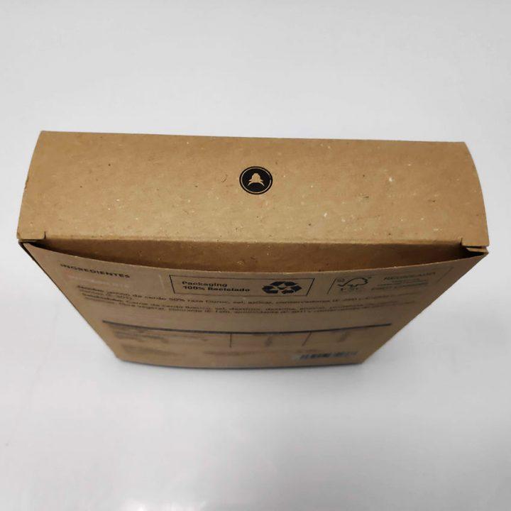 packaging para sobres de jamón