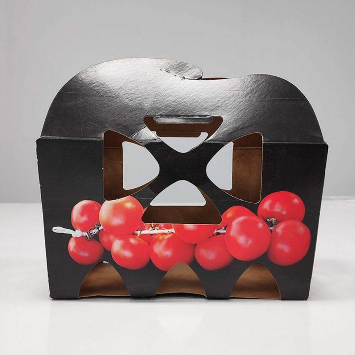 cajas embalar tomate
