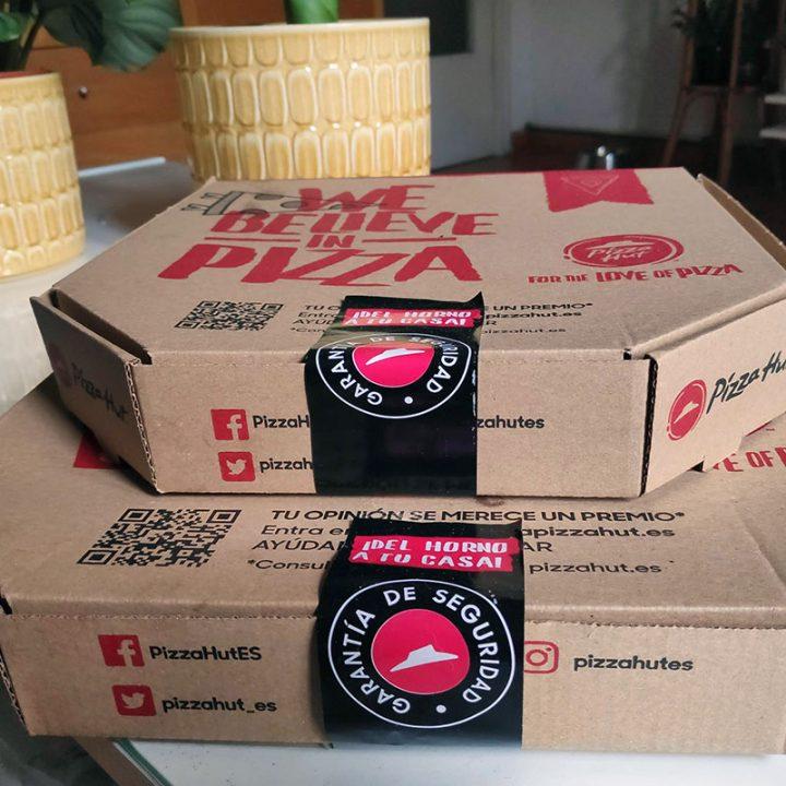 precinto para cajas de alimentos