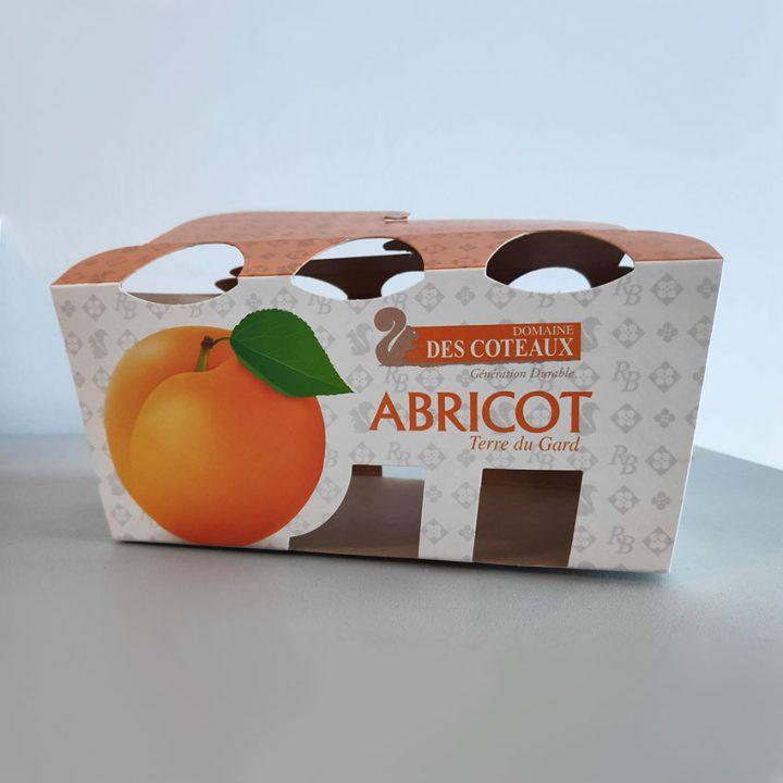 envase ecológico para fruta